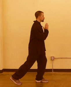 Tai Chi Instructor