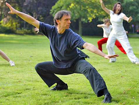 Flexibility with Tai chi