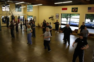 Why Tai Chi isa Martial Art?