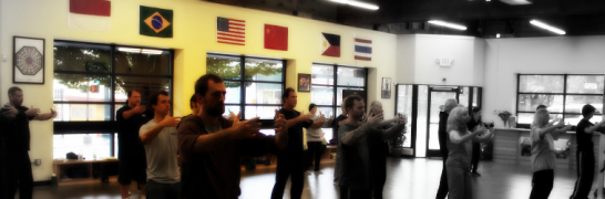 Losing weight with Tai Chi