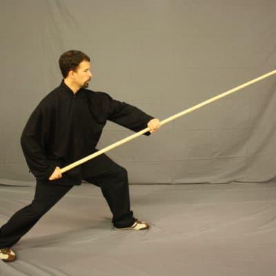 Tai Chi Spear