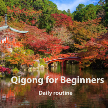Beginner Qigong Great for a Daily Routine